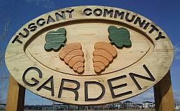 Tuscany Community Garden